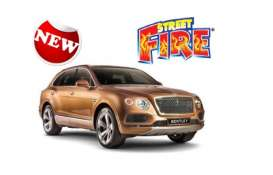 Bburago - Bentley  - bura30384 : 1/43 Bentley Bentayga, bronze