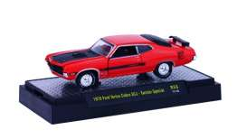 Ford  - 1970 red/black - 1:64 - M2 Machines - 32600-33D - M2-32600-33D | Toms Modelautos