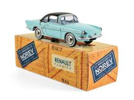 Renault  - 1959 blue/black - 1:43 - Norev - CL5122 - norCL5122 | Tom's Modelauto's
