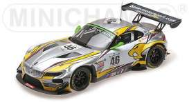 BMW  - 2015 white/yellow/green - 1:18 - Minichamps - mc151152346 | Tom's Modelauto's