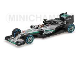 Mercedes Benz Petronas - 2016  - 1:43 - Minichamps - 417160644 - mc417160644 | Tom's Modelauto's
