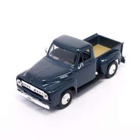 Lucky Diecast - Ford  - ldc94204b : 1953 Ford F100 Pick Up *Road Signature*, blue