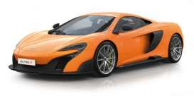 McLaren  - 2015 orange - 1:43 - Minichamps - 537154421 - mc537154421 | Tom's Modelauto's