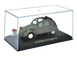 Magazine Models - Citroen  - magAt2cvAZ : 1954 Citroen 2CV type AZ, grey