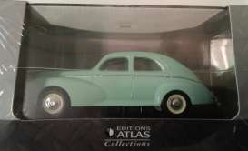 Peugeot  - green - 1:43 - Magazine Models - At203gn - magAt203gn | Tom's Modelauto's