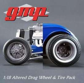 Rims & tires Wheels & tires - 1:18 - GMP - gmp18864 | Tom's Modelauto's