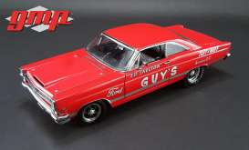 Ford  - 1967 red - 1:18 - GMP - gmp18846 | Tom's Modelauto's