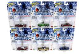 Assortment/ Mix  - various - 1:64 - Johnny Lightning - JLHC001 | Tom's Modelauto's