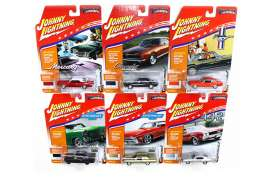Assortment/ Mix  - various - 1:64 - Johnny Lightning - JLMC002D | Tom's Modelauto's