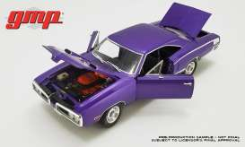 Plymouth  - Coronet Super Bee 1970 plum crazy - 1:18 - GMP - gmp18860 | Toms Modelautos