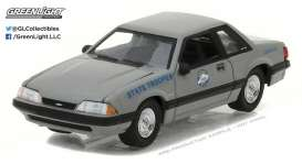 GreenLight - Ford  - gl42800C : 1991 Ford Mustang SSP Kentucky State Police *Hot Pursuit series 23*