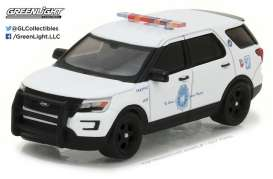 GreenLight - Ford  - gl42800F : 2016 Ford Police Interceptor Utility Denver Colorado *Hot Pursuit series 23*