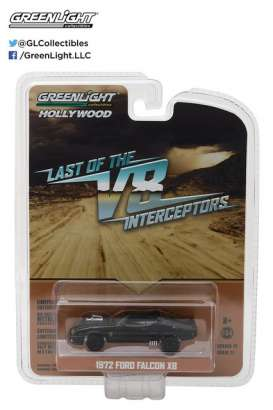 GreenLight - Ford  - gl44770A : 1973 Ford Falcon XB *Last of the V8 Interceptors (1979) Madmax* Hollywood series 17