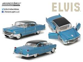 Cadillac  - 1955  - 1:18 - GreenLight - gl13502 | Tom's Modelauto's