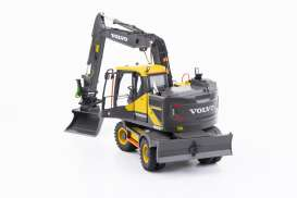 AT Collections - Volvo Stealth - AT3200101 : Volvo EWR 150E wheeled excavator.