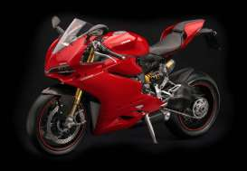 Pocher - Ducati  - PocherHK107 : 1/4 Ducati Superbike 1299 Panigale S. The 1299 Panigale S is an iconic superbike, featuring the new Superquadro engine with an unprecedented 116mm bore, 205 hp of power and 145 Nm of torque.