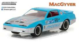 Pontiac  - 1986  - 1:64 - GreenLight - 44770D - gl44770D | Tom's Modelauto's