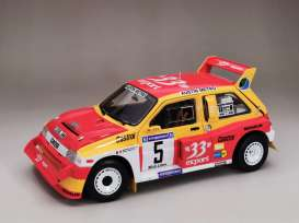 MG  - 1986  - 1:18 - SunStar - 5541 - sun5541 | Tom's Modelauto's