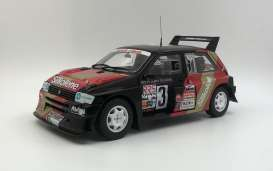 MG  - 1986  - 1:18 - SunStar - 5540 - sun5540 | Tom's Modelauto's