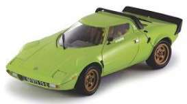 Lancia  - 1975 green - 1:18 - SunStar - sun4522 | Tom's Modelauto's