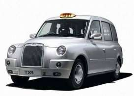 London TX Taxi Cab  - 2007 platinum silver - 1:18 - SunStar - 5252 - sun5252 | Tom's Modelauto's