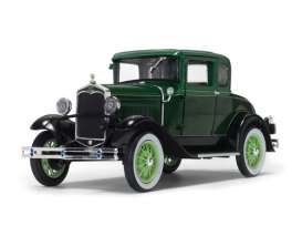 Ford  - 1931 valley green - 1:18 - SunStar - 6133 - sun6133 | Toms Modelautos