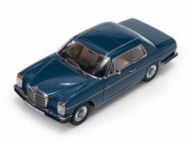 Mercedes Benz  - Strich 8 Coupe 1973 dark blue - 1:18 - SunStar - 4574 - sun4574 | Toms Modelautos