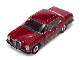 Mercedes Benz  - Strich 8 Coupe 1973 red - 1:18 - SunStar - 4575 - sun4575 | Toms Modelautos