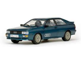Audi  - 1981 oceanic blue metallic - 1:18 - SunStar - 4161 - sun4161 | Toms Modelautos