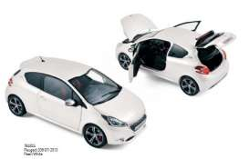 Norev - Peugeot  - nor184824 : 2013 Peugeot 208 GTi, pearl white