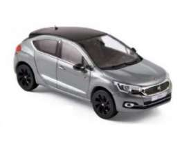 Norev - Citroen  - nor155458 : 2016 Citroen DS 4 Performance Line, artense grey