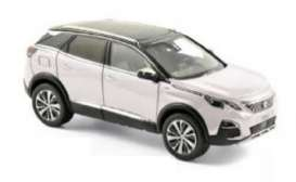 Norev - Peugeot  - nor473883 : 2016 Peugeot 3008 GT, pearl white