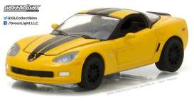 GreenLight - Chevrolet  - gl27875A : 2012 Chevrolet Corvette ZO6 *General Motors Series 2*, velocity yellow