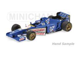 Ligier Mugen - 2011 blue/white - 1:43 - Minichamps - mc435960009 | Tom's Modelauto's