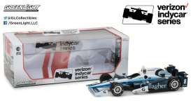 GreenLight - Dallara  - gl11010 : 2017 #8 Max Chilton Chip Ganassi Racing Gallagher IndyCar Series