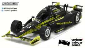 Honda  - 2017 black/yellow - 1:18 - GreenLight - 11012 - gl11012 | Tom's Modelauto's