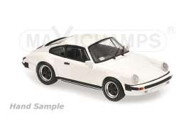Porsche  - 1979 white - 1:43 - Maxichamps - mc940062020 | Tom's Modelauto's