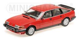 Rover  - 1986 red - 1:18 - Minichamps - 107138401 - mc107138401 | Tom's Modelauto's