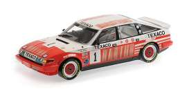Rover  - 1985 red/white - 1:18 - Minichamps - 107851301 - mc107851301 | Toms Modelautos