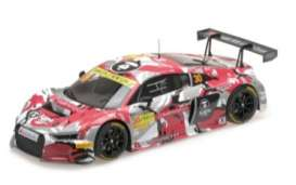 Audi  - R8 2015 red/grey - 1:18 - Minichamps - 155151130 - mc155151130 | Tom's Modelauto's