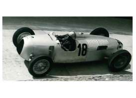 Minichamps - Auto Union  - mc155361018 : 1936 Auto Union Typ C Bernd Rosemeyer Winner Internationales Eifelrennen
