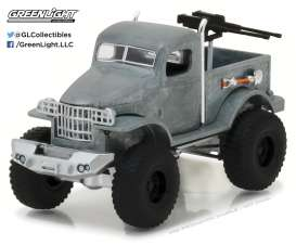 GreenLight - Military Vehicles  - gl35070A : 1941 Military 1/2 Ton 4x4 Pickup Truck All Terrain Series 5