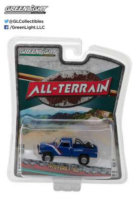 GreenLight - Ford  - gl35070B : 1970 Ford F-100 All Terrain Series 5