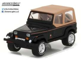 GreenLight - Jeep  - gl35070D : 1994 Jeep Wrangler Sahara All Terrain Series 5