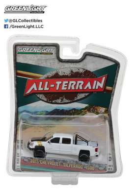 GreenLight - Chevrolet  - gl35070E : 2015 Chevrolet Silverado All Terrain Series 5