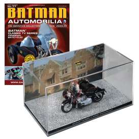 Batman  - black - 1:43 - Magazine Models - bat077 - magBAT077 | Tom's Modelauto's