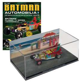 Batman  - red - 1:43 - Magazine Models - bat075 - magBAT075 | Tom's Modelauto's