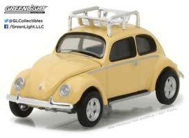 GreenLight - Volkswagen  - gl29870A : 1948 Volkswagen Split Window Beetle with Roof Rack *Club Vee-Dub series 5*
