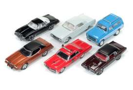 Assortment/ Mix  - various - 1:64 - Johnny Lightning - CG003A - JLCG003A | Toms Modelautos