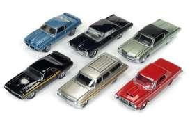 Assortment/ Mix  - various - 1:64 - Auto World - 64052D - AW64052D | Tom's Modelauto's